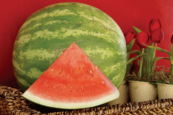Afternoon Delight F1 Hybrid Triploid Watermelon Seeds