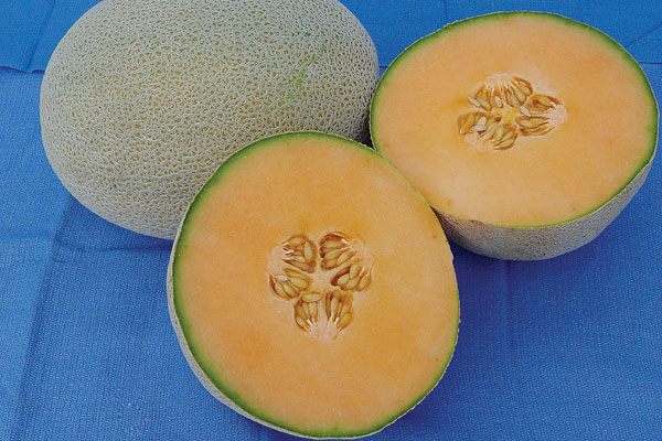 how to eat cantaloupe seeds